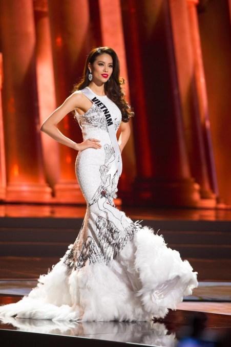 Huong Pham, Miss Vietnam