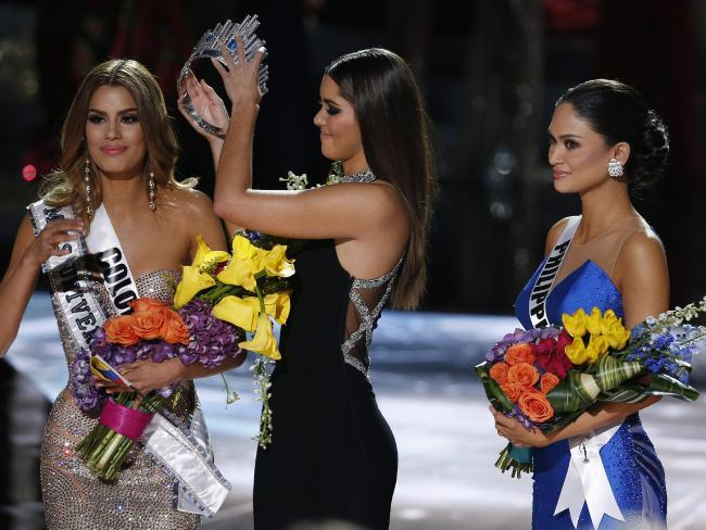 Biggest robbery at Miss Universe 2015 Finale