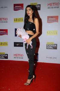 Vishakha Bharadwaj at Grazia Cover Girl Hunt 2016 red carpet