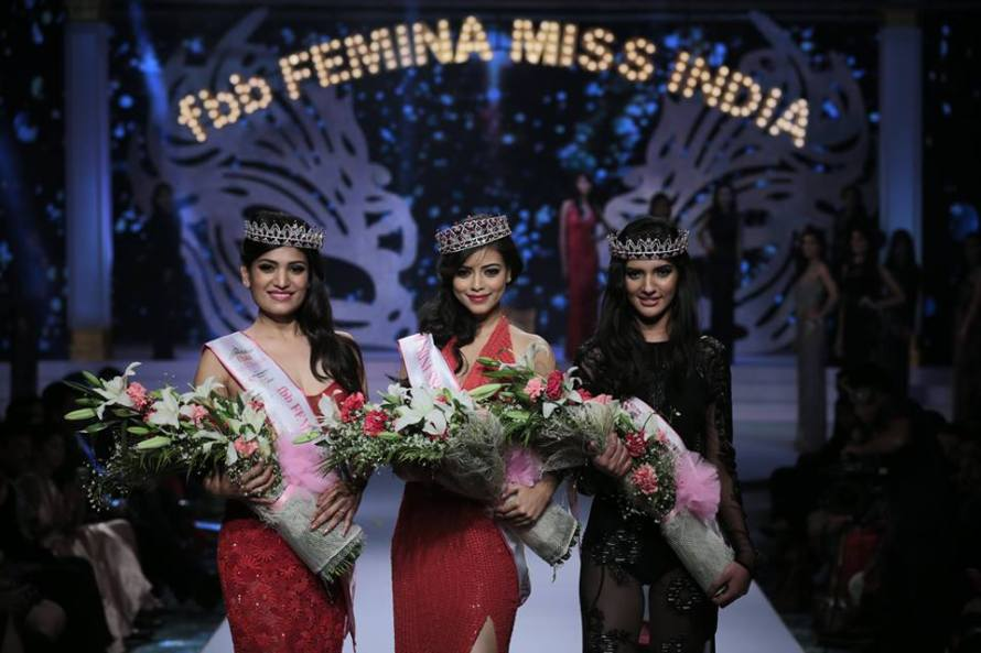 Priyadarshini Chatterjee is Femina Miss India Delhi 2016