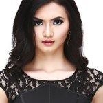 BADZLINA SUKMAWATI IS A CONTESTANT AT PUTERI INDONESIA 2016