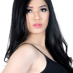 NINA NURLINA IS A CONTESTANT AT PUTERI INDONESIA 2016