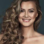 Diana Bujdošová is a contestant at Miss Slovensko 2016