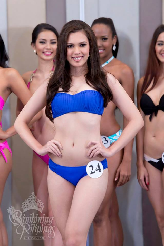 Angelita Angel Tripp Alita is a contestant of Binibining Pilipinas 2016
