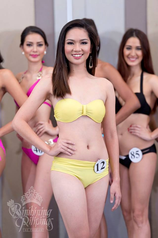 Aniger Wiji Cruz is a contestant of Binibining Pilipinas 2016