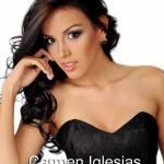 Carmen Iglesias is a contestant at Miss Ecuador 2016