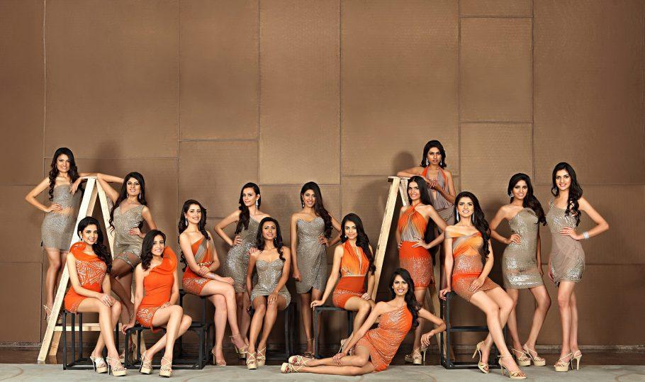 Femina Miss India Delhi 2016 Glam Shots