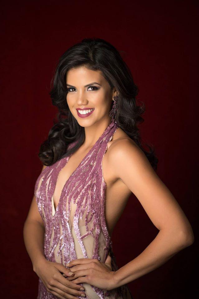 Who will succeed Francesca Cipriani, Miss Universe Ecuador 2015 as Miss Ecuador 2016? meet the contestants