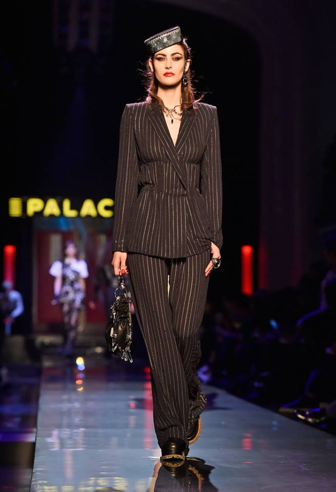 Jean Paul Gaultier for Priyanka Chopra