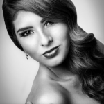 Jeimy López is a Contestants of Miss Nicaragua 2016