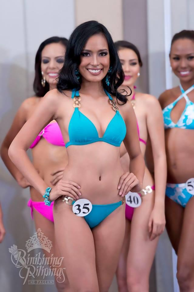 Jennyline Carla Malpaya is a contestant of Binibining Pilipinas 2016