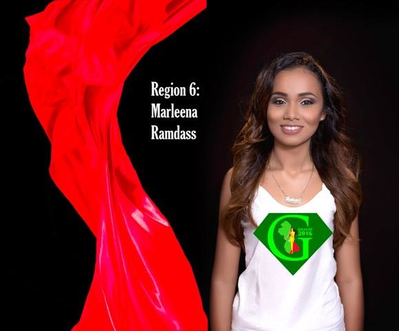 Marleena Ramdass  is a contestant of Miss World Guyana 2016
