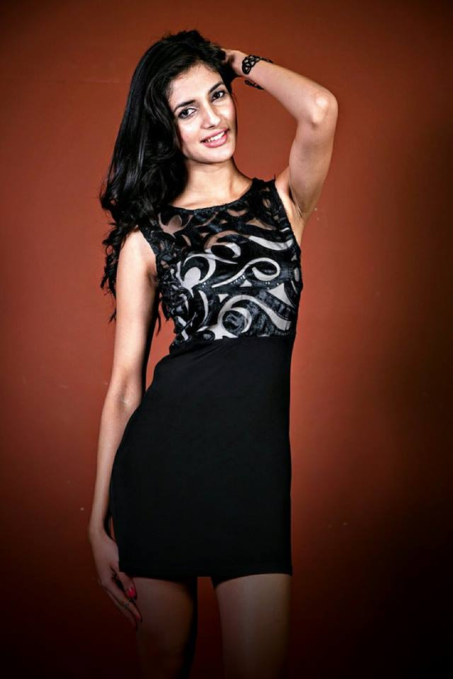 Natasha Singh is a contestant at Femina Miss India Delhi 2016