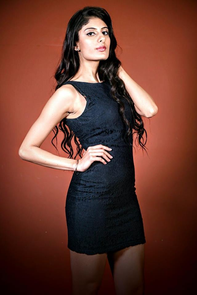Niharika Anand is a contestant at Femina Miss India Delhi 2016