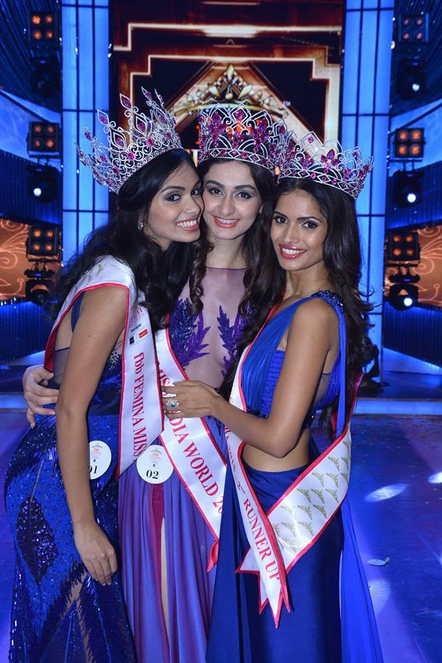 Meet the finalist of Femina Miss India 2016