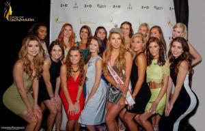 Miss Universe Denmark 2016 will represent Denmark at Miss Universe 2016