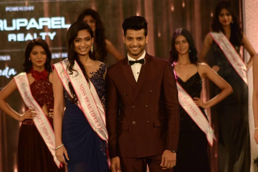 Roshmitha Harimurthy wins Miss Beautiful Legs at Femina Miss India Sub Contest