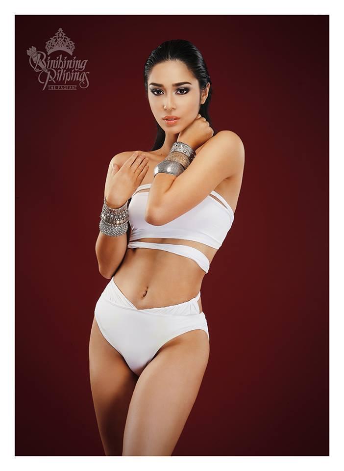 Binibini #13 -JOANNA DEAPERA EDEN during Binibining Pilipinas 2016 Swimsuit portraits
