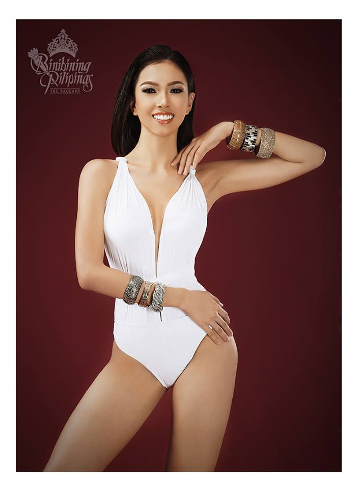 Binibini#2- ALEXANDRA FAITH GARCIA during Binibining Pilipinas 2016 Swimsuit portraits
