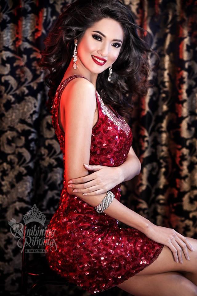 Binibini #23-ANGELA GENE R. VALDES during Binibining Pilipinas 2016 Glam Shots