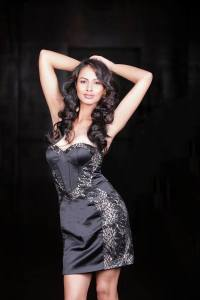 Adya Niraj is a contestant of Femina Miss India 2016 pageant
