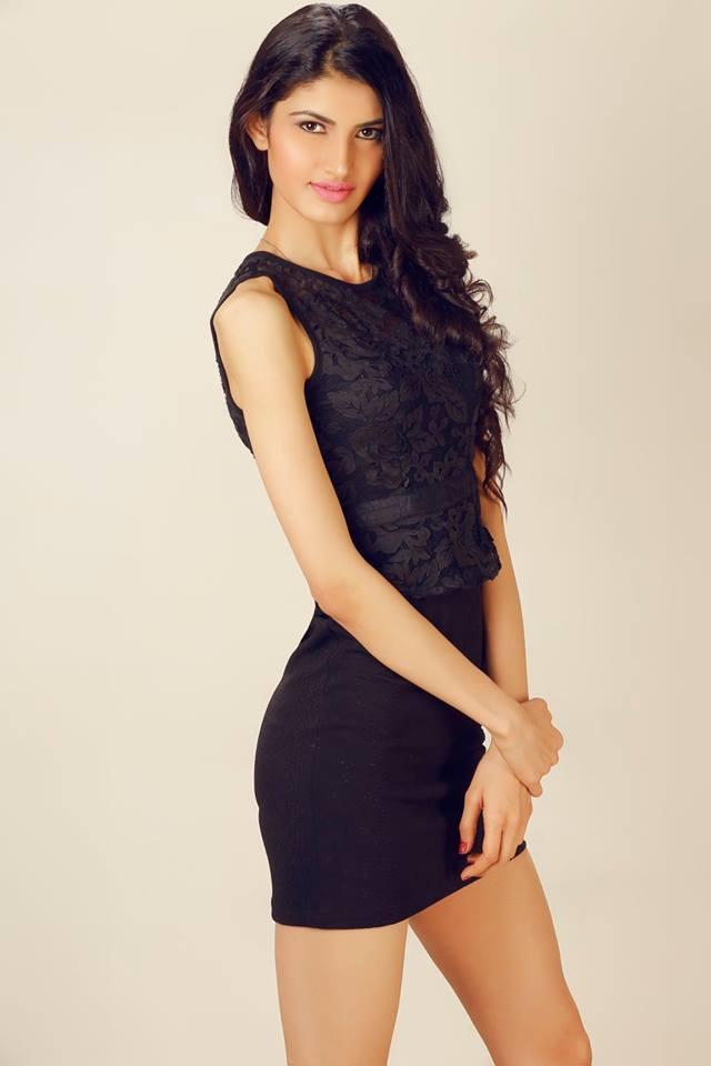Aishwarya Sheoran is a contestant of Campus Princess 2016