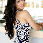 Akshita Yadav during Femina Miss India 2016 Casual Photo shoot
