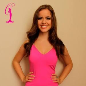 Andrea Tolmos is a contestant of Miss Peru 2016
