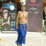 Aneesha Rane in National Costume
