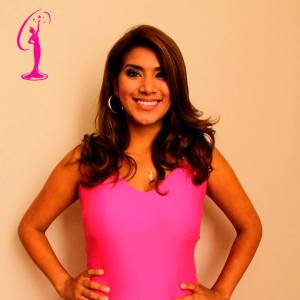 Candace Ortega is a contestant of Miss Peru 2016