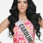 Carolina is a contestant of Miss Mundo de Puerto Rico 2016