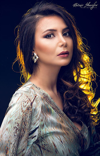 Khanyala Yolchileva is representing Caucasus at Supermodel International 2016