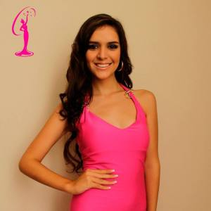 Claudia Sanchez is a contestant of Miss Peru 2016