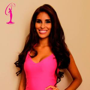 Diana Silva is a contestant of Miss Peru 2016