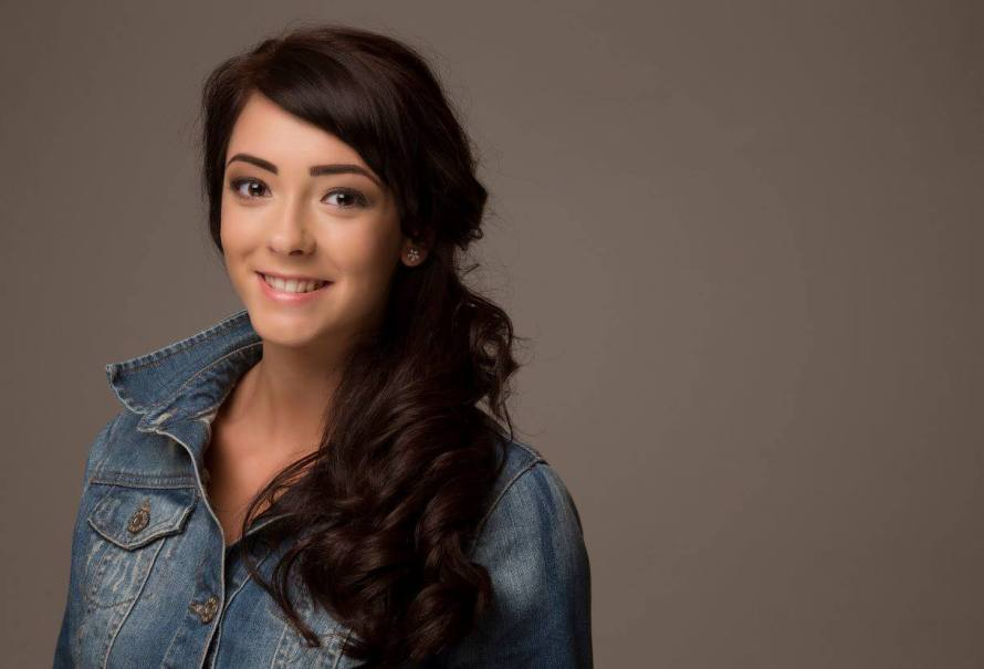 Dione Leigh Rose is a contestant of Miss Wales 2016