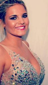 Elin Gibbon is a contestant of Miss Wales 2016