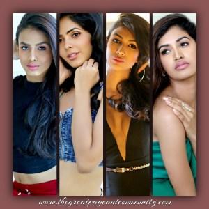 Femina Miss India 2016 contestants during Femina Miss India 2016 Casual Photo shoot