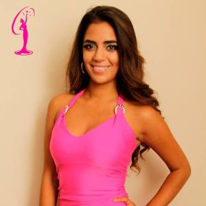 Grecia Chavez is a contestant of Miss Peru 2016