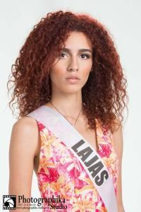 Lajas is a contestant of Miss Mundo de Puerto Rico 2016