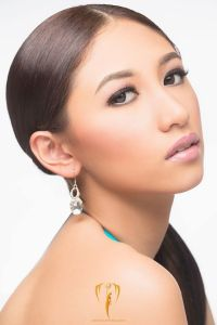 LAS PIÑAS CITY- Jennifer Mangaring is a contestant of Miss Philippines Earth 2016