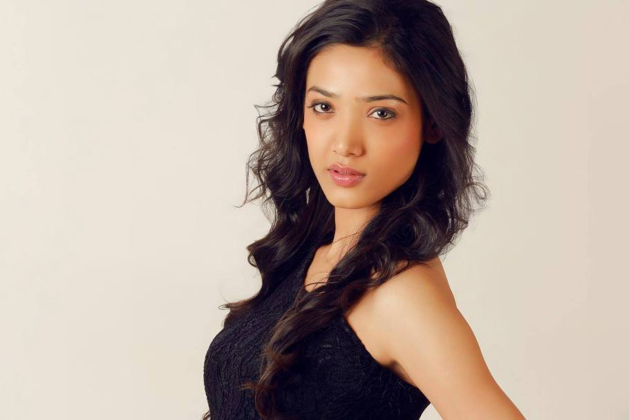 Medha Shankar is a contestant of Campus Princess 2016
