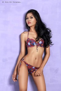 Zue Nge is representing Myanmar at Supermodel International 2016