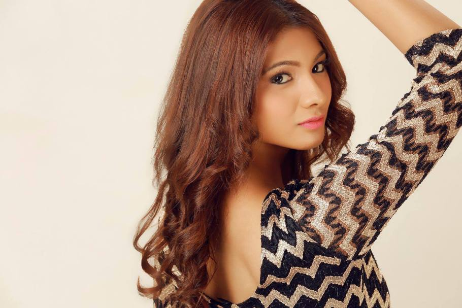 Natasha Bharadwaj is a contestant of Campus Princess 2016