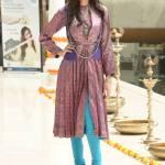Natasha Singh in National Costume