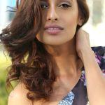 Nazneen Shaikh during Femina Miss India 2016 Casual Photo shoot