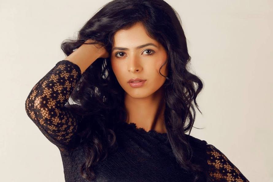 Pankhuri Gidwani is a contestant of Campus Princess 2016