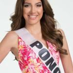 Ponce is a contestant of Miss Mundo de Puerto Rico 2016