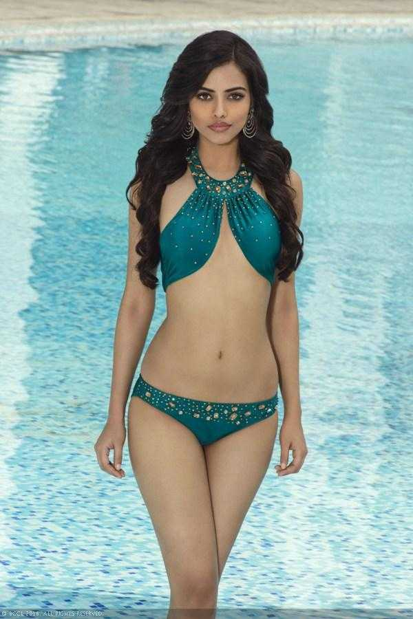 Priyadarshini Chatterjee in Swimsuit