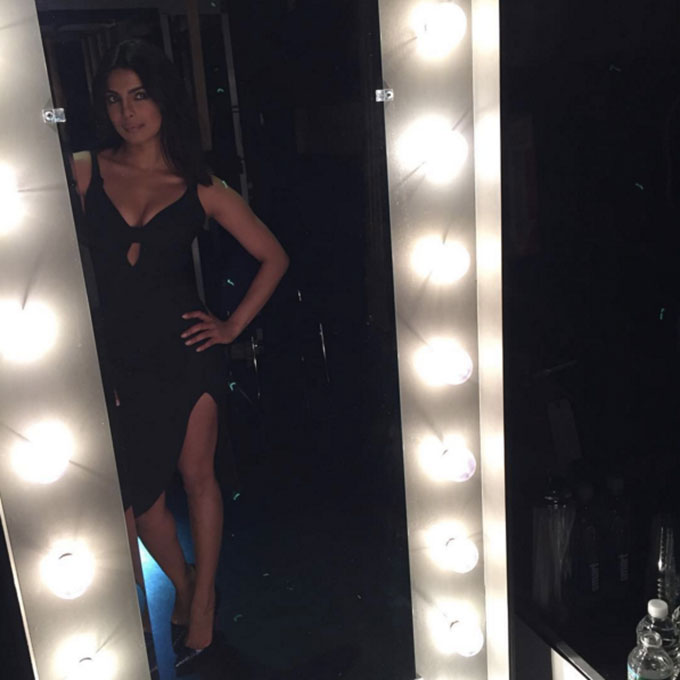 Priyanka Chopra on The Tonight Show Starring Jimmy Fallon