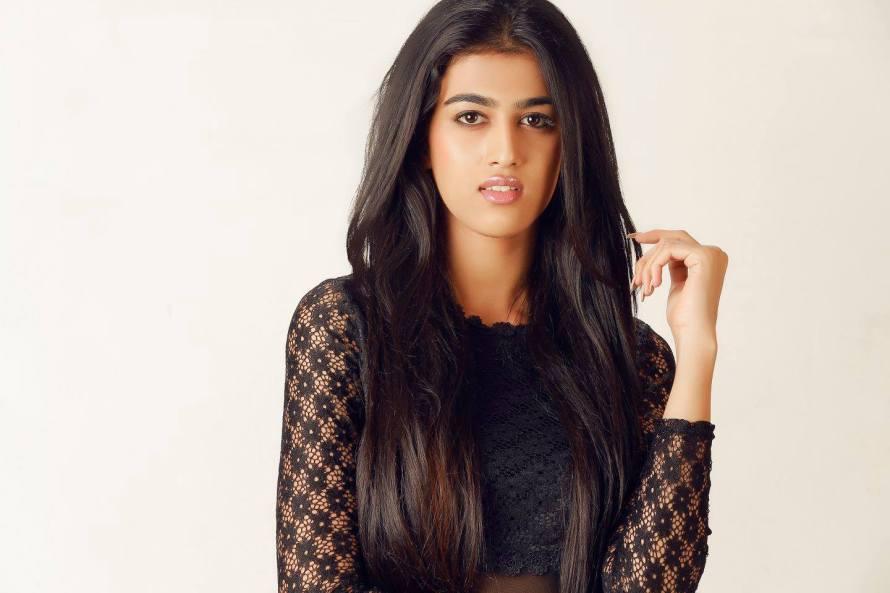 Sahana Poonacha is a contestant of Campus Princess 2016